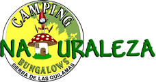 Camping Spain Nature. Campsite Salamanca, Spain.